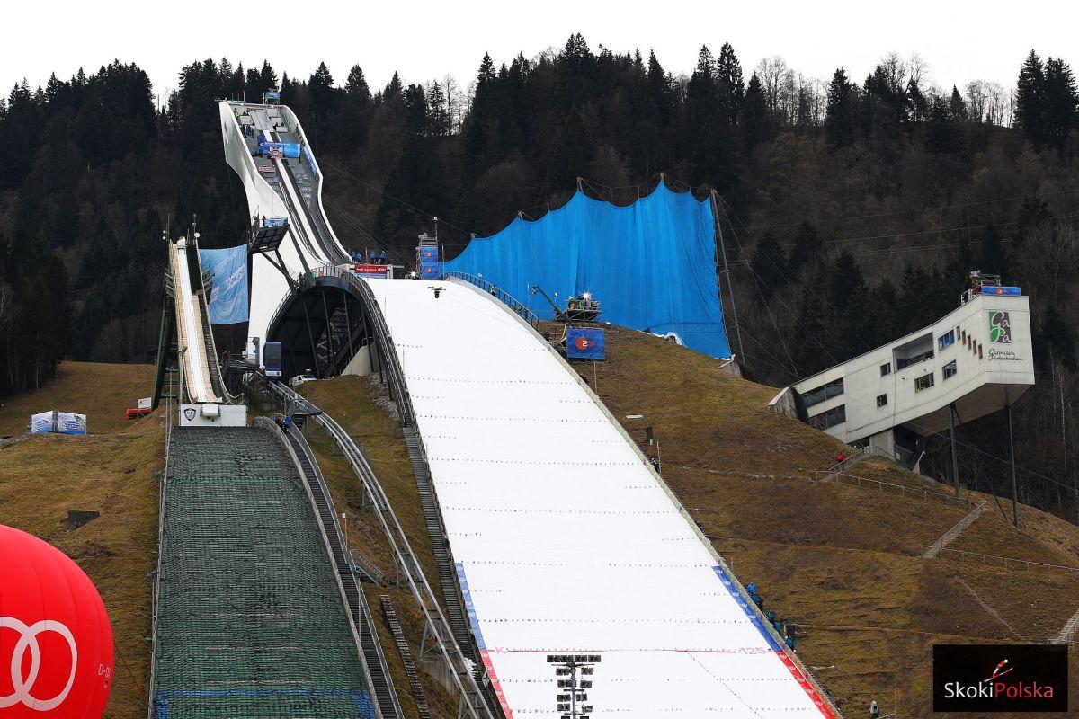 Skocznia w Garmisch-Partenkirchen (fot. Julia Piątkowska)