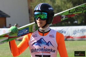 Jan Kus FIS.Cup .2015.lato fot.Julia .Piatkowska 300x200 - Słoweńcy rywalizowali w zawodach Pokal Cockta w Kranju