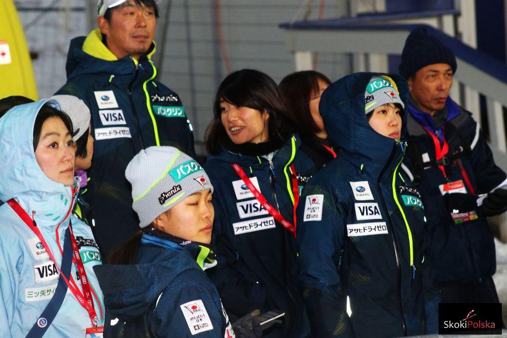 Żeńska kadra Japonii, (fot. Julia Piątkowska)