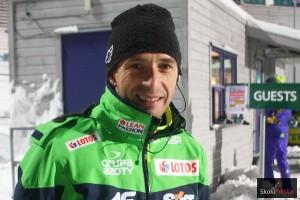 Łukasz Kruczek (fot. Julia Piątkowska)
