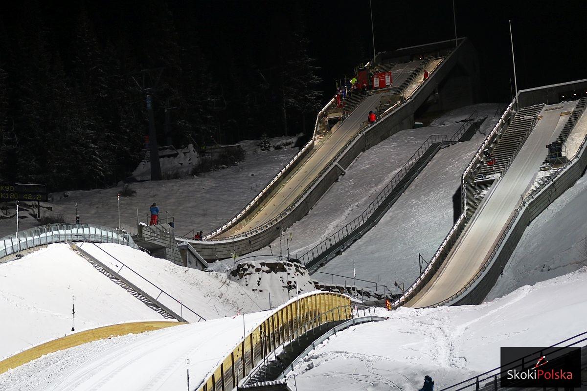 Skocznie w Lillehammer, fot. Julia Piątkowska
