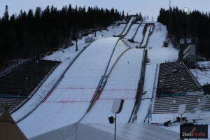 Kompleks skoczni Lysgårdsbakken w Lillehammer (fot. Julia Piątkowska)