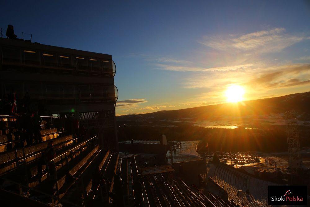 Lysgardsbakken Lillehammer.2015 fot.Julia .Piatkowska - Puchar Świata w norweskim Lillehammer (fotogaleria)
