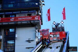 Oberstdorf Schattenbergschanze 2015 wieza fot.Julia .Piatkowska 300x200 - Organizatorzy gotowi do rozpoczęcia 65. Turnieju Czterech Skoczni