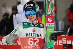 Maja Vtic i Domen Prevc z tytułami mistrzów Słowenii w Kranju