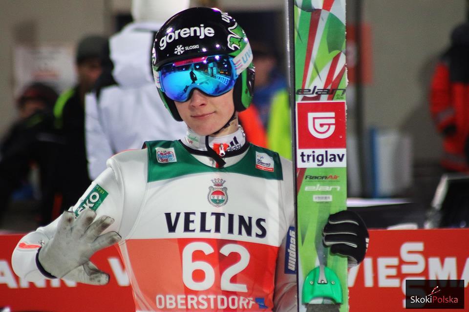 Domen Prevc (fot. Julia Piątkowska)