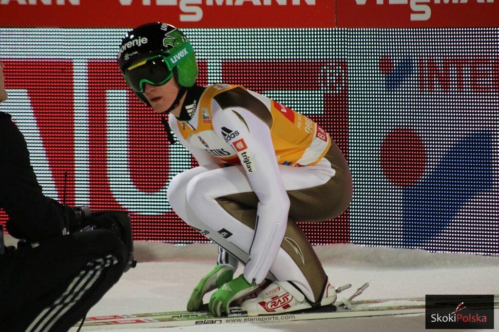 TCS Oberstdorf: Seria próbna dla Prevca, słabe skoki Polaków