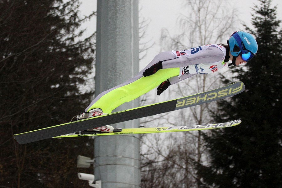 Rajda Kinga MP.Szczyrk.2015 fot.Alicja.Kosman.PZN  - PŚ Pań Lillehammer: Rajda po kwalifikację, Takanashi po rekord Nykaenena (LIVE)