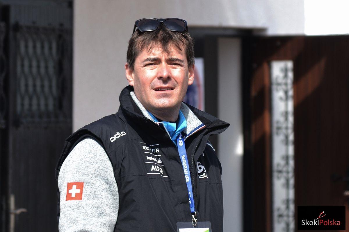 Berni Schoedler (fot. Bartosz Leja)