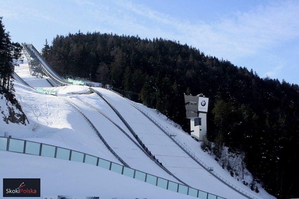 Alpen Cup Seefeld: Johnatan Siegel na czele, Cene Prevc znów zawodzi