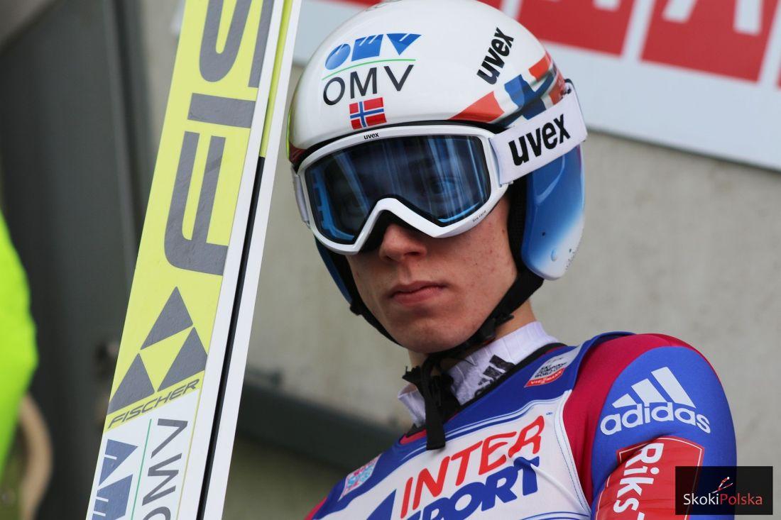 Forfang Johann.Andre TCS.Innsbruck.2016 fot.Julia .Piatkowska - Norweskie składy na MŚ w Lahti, szansa dla Forfanga