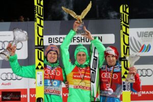 Bischofshofen: Prevc w wielkim stylu wygrywa 64. Turniej Czterech Skoczni!