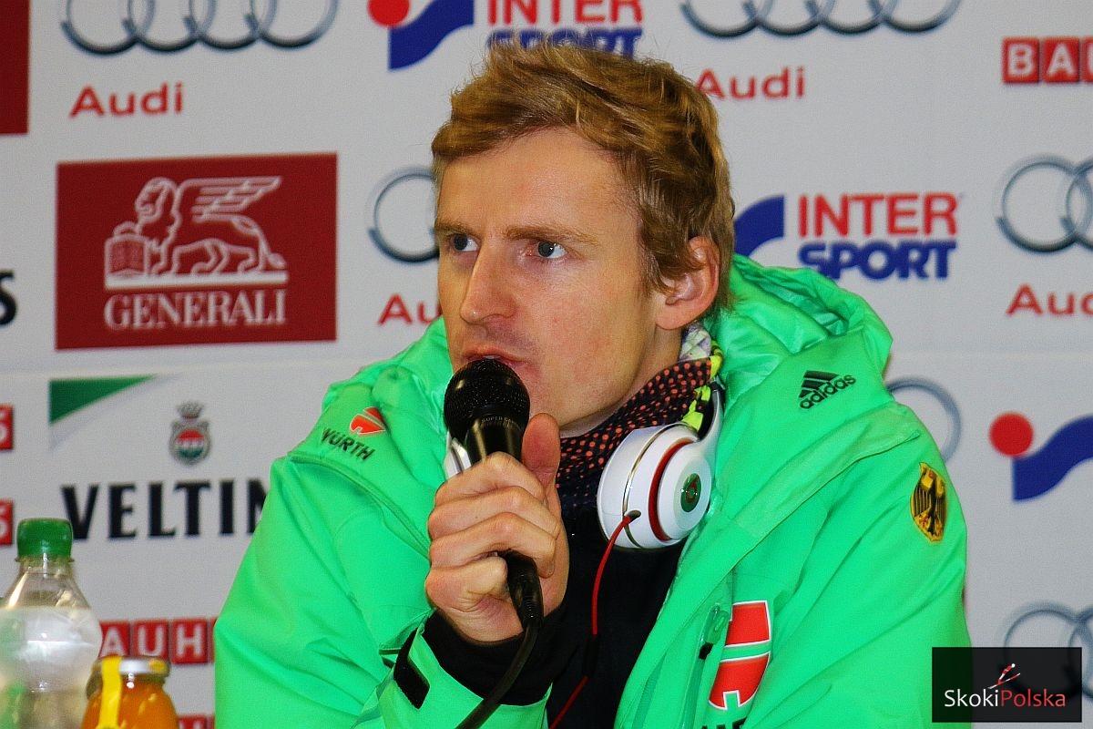 """Freund Severin press.Innsbruck.2016 fot.Julia .Piatkowska - Freund: """"Sytuacja Prevca jest komfortowa, ale to nie mój ostatni Turniej"""""""