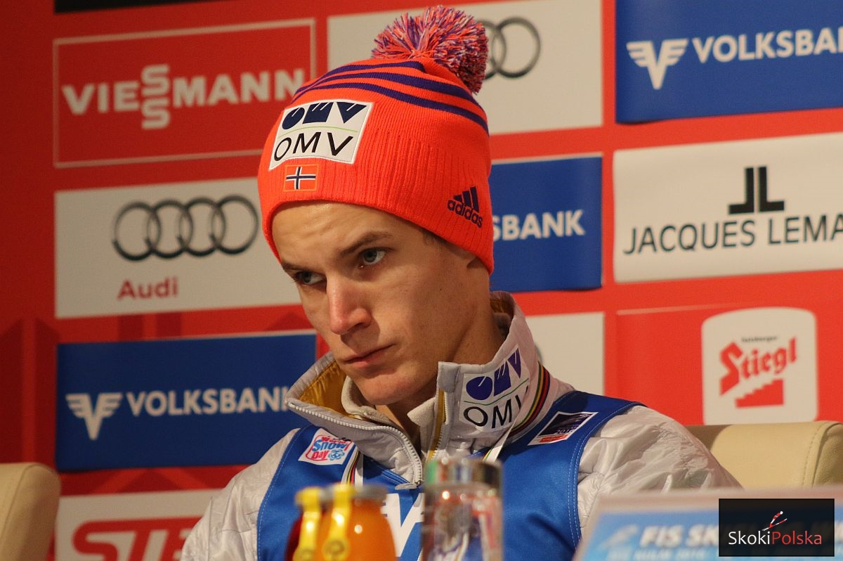 Kenneth Gangnes (fot. Julia Piątkowska)