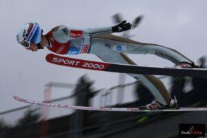Przedskoczkowie testowali Vikersundbakken, 240 metrów Graneruda! (WIDEO)