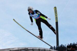 Groźny upadek Danieli Iraschko-Stolz w Lillehammer