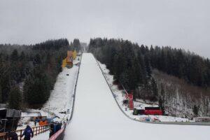 """Kulm Skiflugschanze 2 fot.Skiflug.Weltcup.Kulm skifliegen.at  300x200 - Żelazny niemiecki skład na loty, Freund: """"Jestem ciekawy, czy rekord się utrzyma"""""""