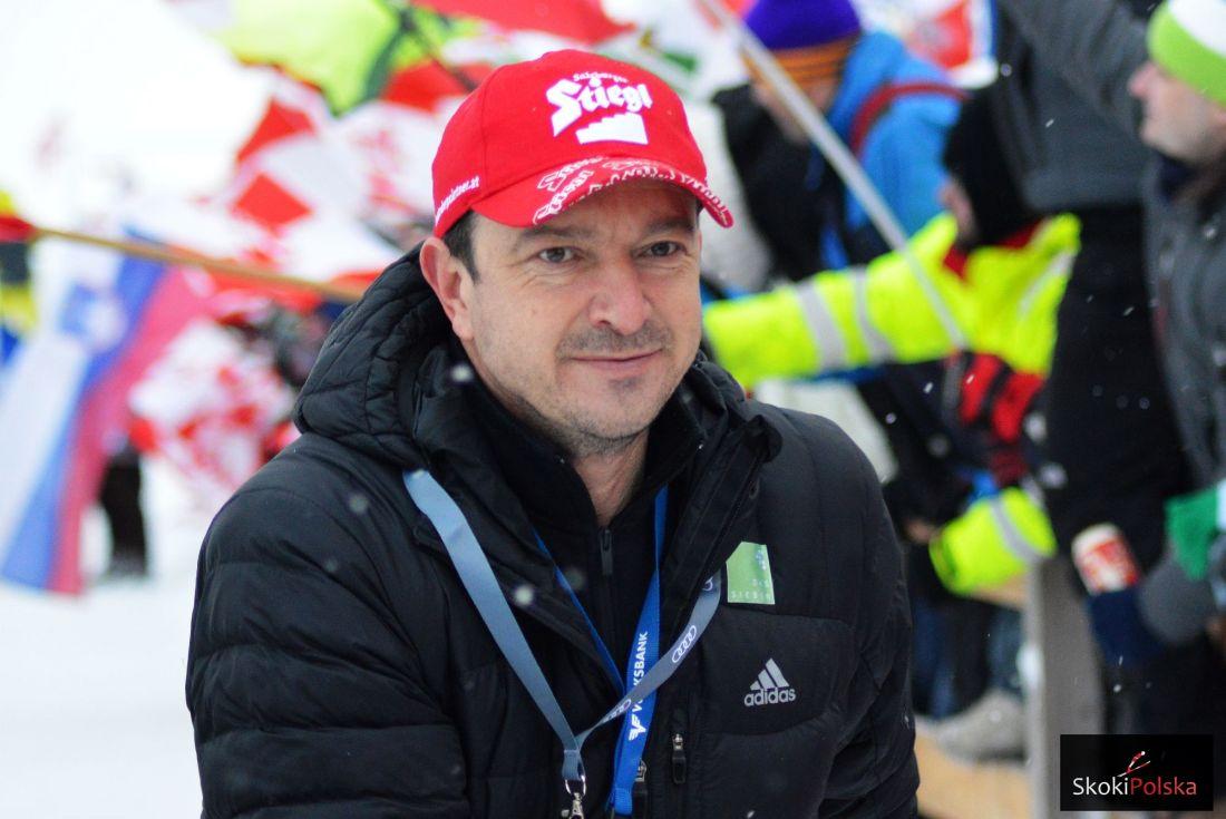 """Pointner krytykuje rodaków: """"Czołowe pozycje w klasyfikacji generalnej są poza zasięgiem"""""""