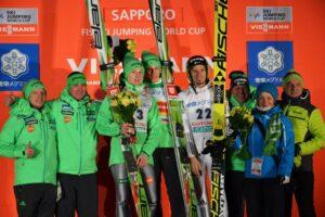 Słoweńcy po Sapporo: Sobota jak ze snu, niedziela bez błysku i szczęścia