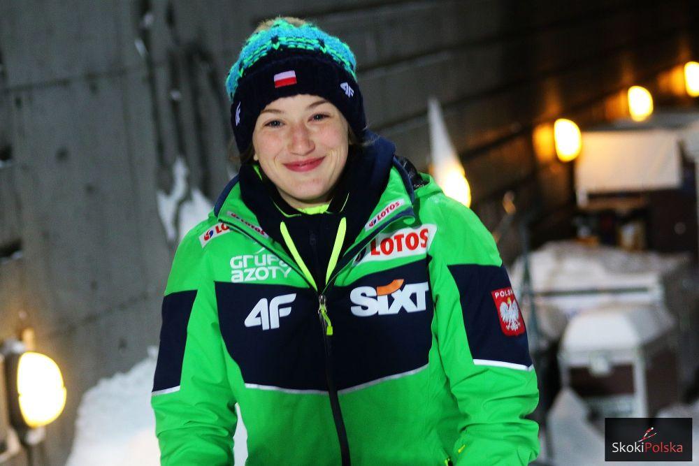 YOG Lillehammer: Rządy Klinec w pierwszym dniu treningów, Rajda ze zmiennym szczęściem