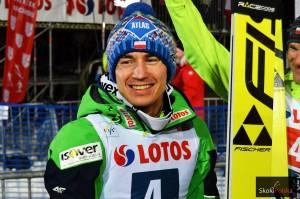 Kamil Stoch - dwukrotny złoty medalista ZIO w Soczi, fot. Bartosz Leja