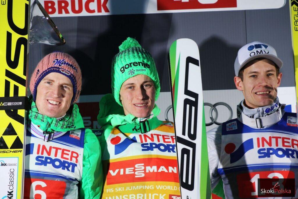 TCS Innsbruck: Peter Prevc nokautuje rywali na Bergisel!