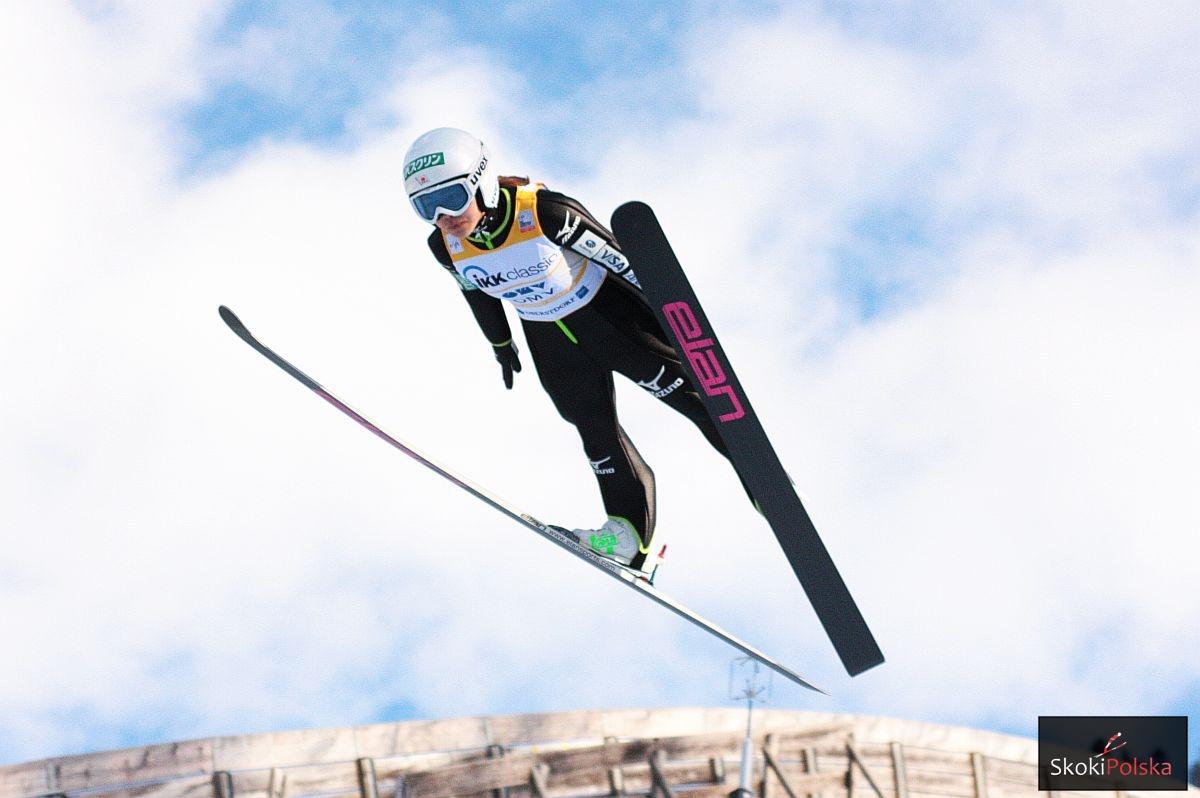 Takanashi Sara WC.Oberstdorf.2016 fot.Frederik.Clasen - PŚ Pań Oberstdorf: Kolejny rekord Takanashi, życiowy sukces Rajdy!