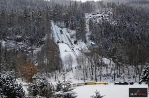 Kompleks Średniej Krokwi (fot. Kasia Nowak)