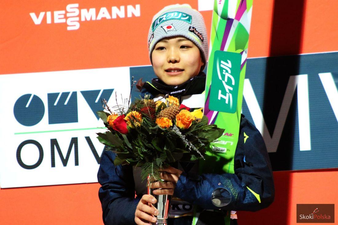 8H7A9738 - PŚ Pań Hinzenbach: 40. pucharowy triumf Sary Takanashi!