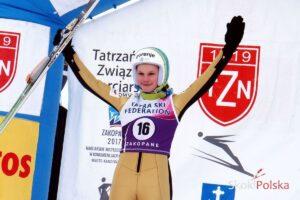 YOG Lillehammer: Klinec ze złotym medalem, Rajda siódma