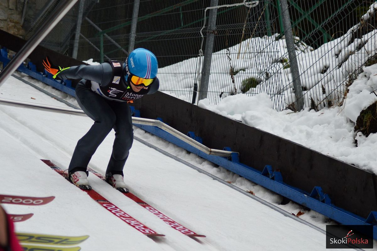 Kot Jakub Zakopane.trening.dojazd fot.Bartosz.Leja  - FIS Cup Eau Clair: Huber, Loeytaeinen, Friberg i Kot najlepsi w treningach