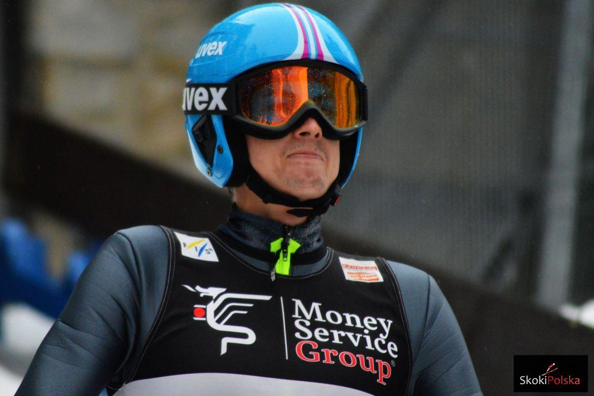 Kot Kuba Zakopane.trening.2016 fot.Bartosz.Leja  - FIS Cup Eau Clair: Dublet braci Huber, Kot poza podium