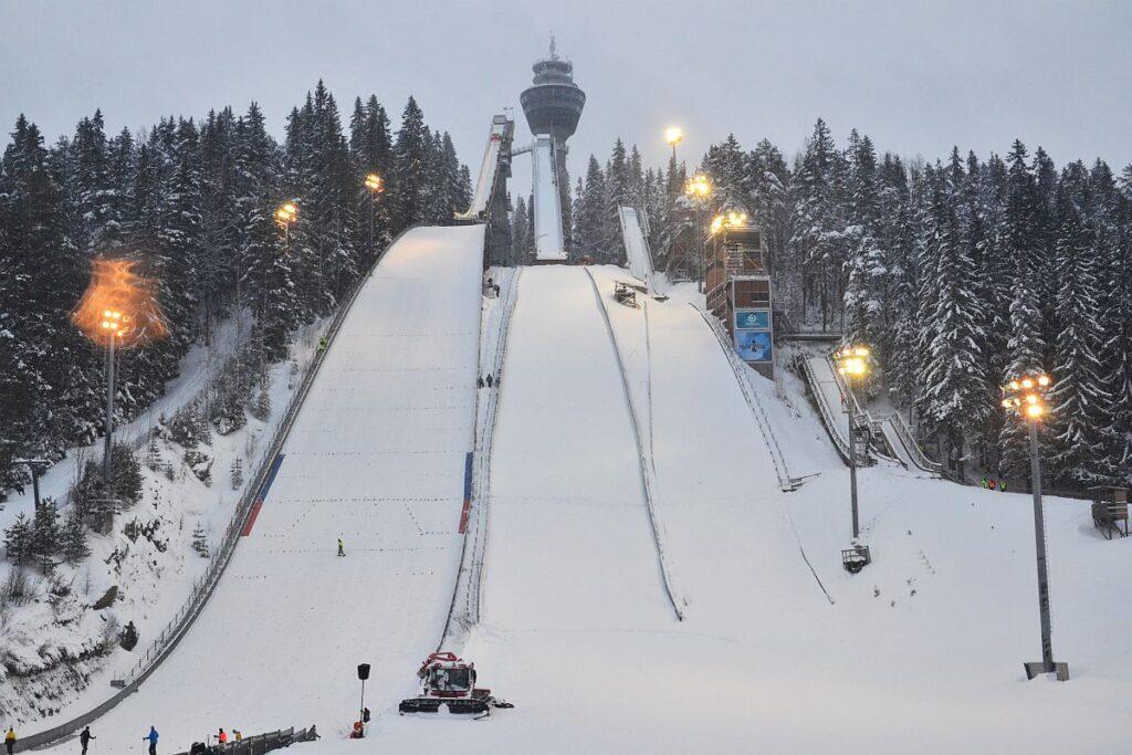 Finowie nie chcą kombinacji norweskiej w Kuopio, czy utracą też skoki?