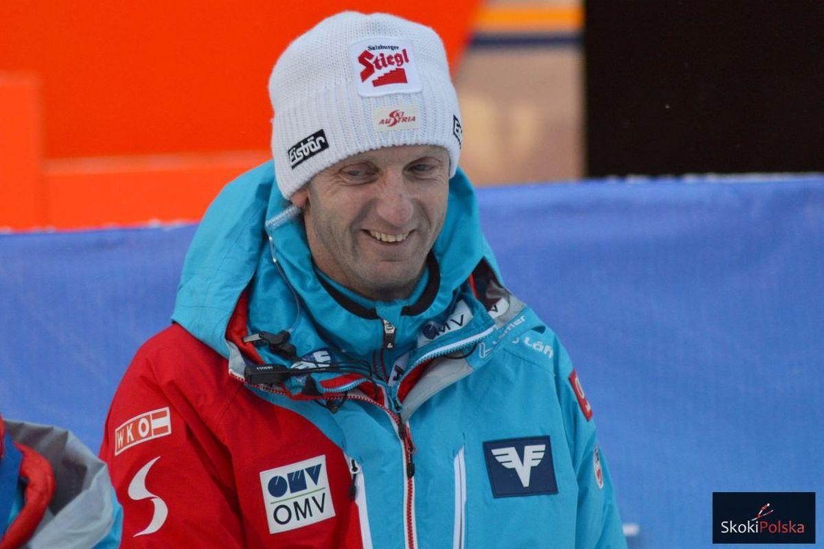 Heinz Kuttin (fot. Bartosz Leja)