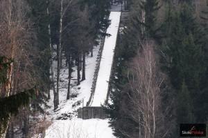 Lubawka Skocznia.na .Kruczej.Skale rozbieg fot.Jolanta.Rymarz 300x200 - Zapomniane skoki narciarskie na Dolnym Śląsku. Czy jest szansa na odrodzenie?