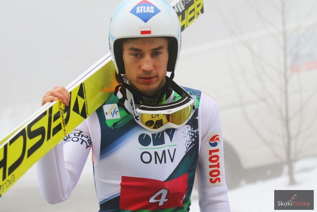 Problemy zdrowotne Stocha, występ w Lillehammer pod znakiem zapytania!