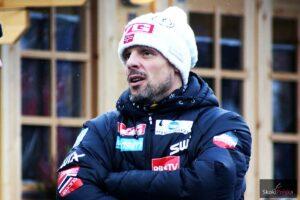 Alexander Stoeckl o składzie na Kuusamo oraz… nowych norweskich butach