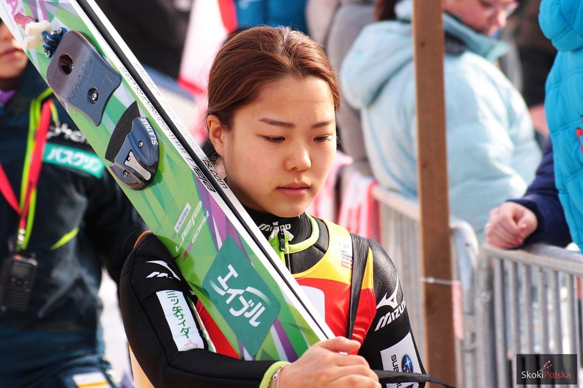 LGP Pań: Rekordowy skok Takanashi, wiatr daje się we znaki w Courchevel