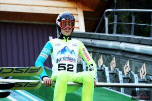 Wasek Pawel Puchar.Karpat.2014 fot.Julia .Piatkowska 300x200 - FIS Cup Einsiedeln: Drugie zwycięstwo Osterca, Kastelik znów na podium!