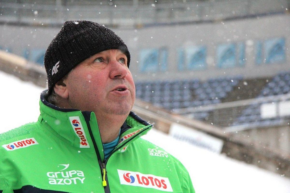 Andrzej Wąsowicz (fot. Alicja Kosman)