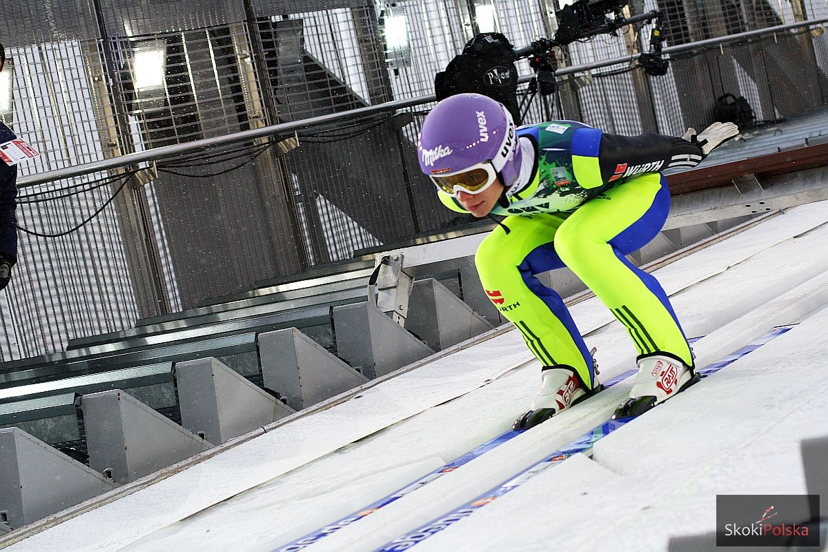 Wellinger Andreas WC.Oslo .2016.kwalifikacje fot.Julia .Piatkowska - PŚ Sapporo: Wellinger liderem na półmetku, Stoch i Kot tuż za Niemcem!