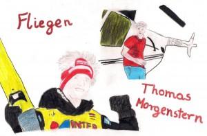 skanowanie0002 300x198 - Wyniki konkursu plastycznego na wizerunek Thomasa Morgensterna (GALERIA)