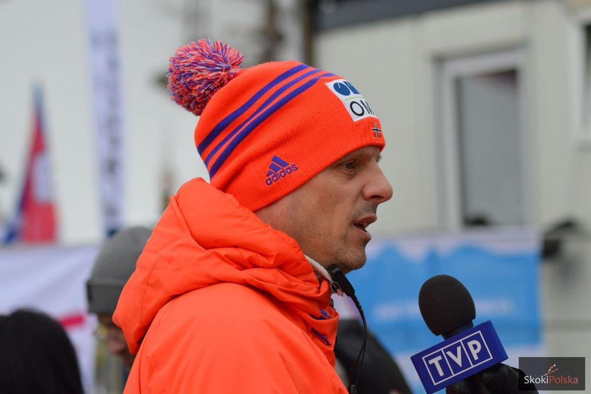 """Alexander Stoeckl fot. Bartosz Leja - Alexander Stoeckl dla SkokiPolska: """"Nie ma przepisu na olimpijskie złoto"""""""