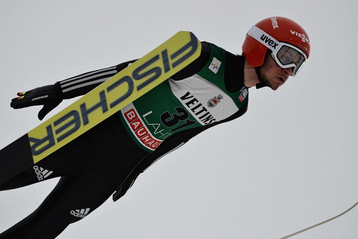 Markus Eisenbichler (fot. Przemek Wardęga)