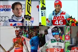 Gangnes Forfang Tande Prevc FIS.Plebiscyt.2015 2016 300x200 - Trwa plebiscyt FIS - kto zostanie najlepszym skoczkiem sezonu?