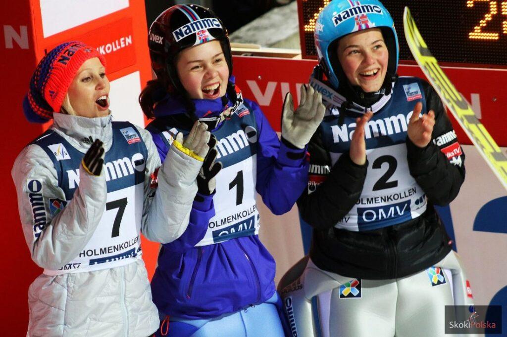 Silje Opseth mistrzynią Norwegii na średniej skoczni w Tolga