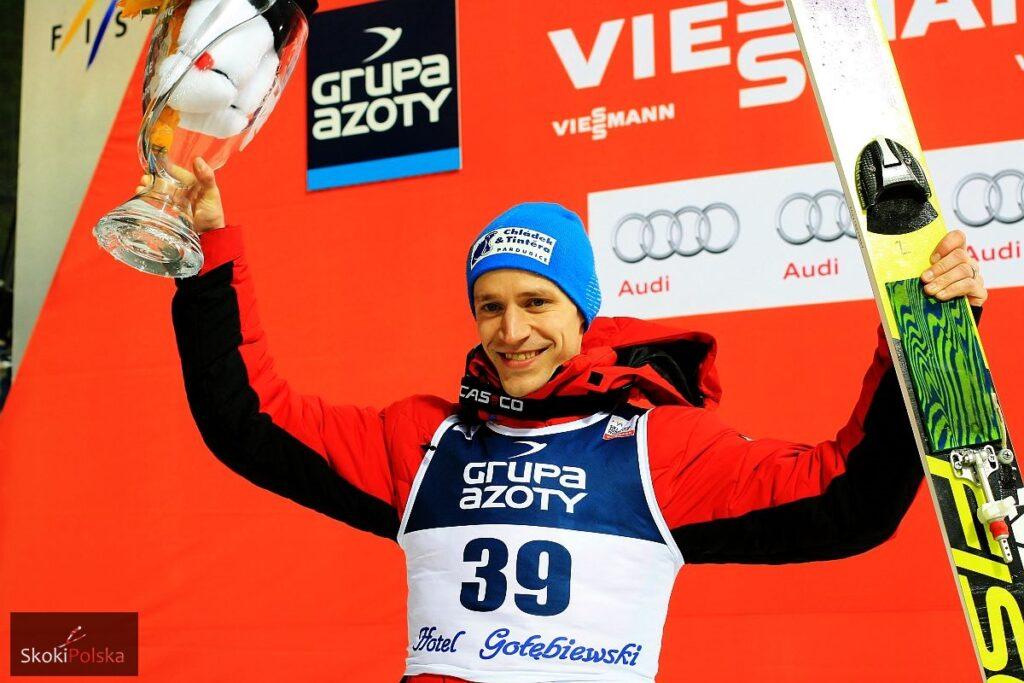 Schallert zadowolony z Koudelki, absencja Czechów w kalendarzach FIS
