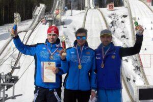 Kornilov z kolejnym złotem w Niżnym Tagilu, Vassiliev na podium