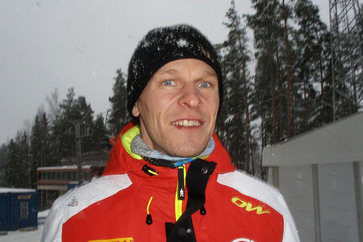 Nieminen Toni WC.Lahti .2016 fot.Tuija .Hankkila - Toni Nieminen wznawia regularne treningi, chce wrócić do zawodów FIS