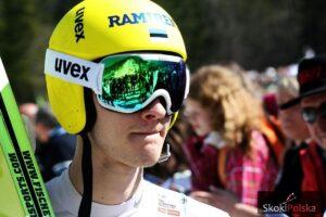 Nurmsalu wraca na skocznię i zostaje mistrzem Estonii